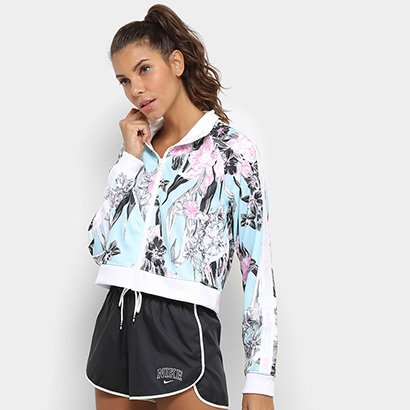 107447dcc Blusa Blusão Moletom Capuz Adidas Sid Hood Aop - R$175,74
