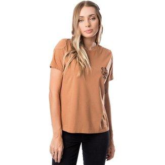 Blusa Plus Size Meia Malha Com Aplique