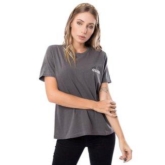 Blusa Plus Size Meia Malha Com Estampa-