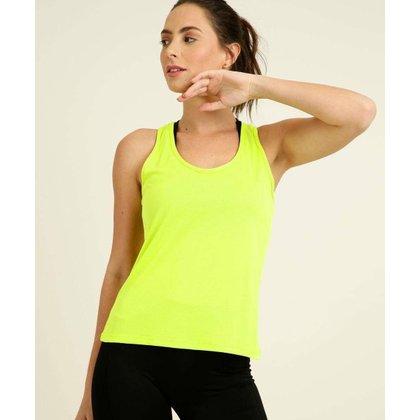Blusa Regata Feminina Fitness Nadador Marisa - 10046566669