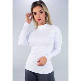 Blusa Térmica Com Proteção UV Feminina
