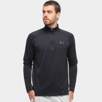 Blusa Under Armour Tech 2.0 Zip Masculina