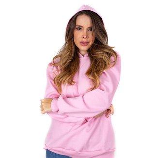 Blusão com Capuz Eight Brand Luana Feminino