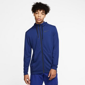 Blusão Nike Dri-Fit FZ Fleece Masculino