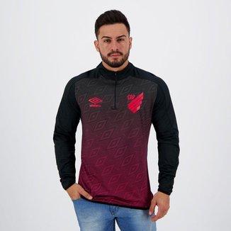 Blusão Umbro Athletico Paranaense Treino 2020 Masculino