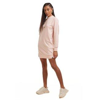 Blusão Vestido Moletom Manga Longa Brohood Feminino