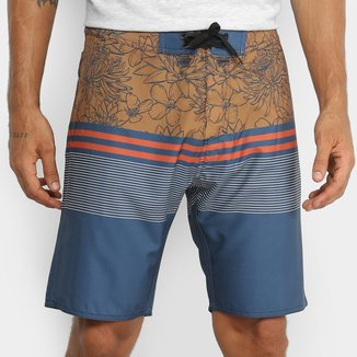 Boardshort Hurley Beachside River Masculino