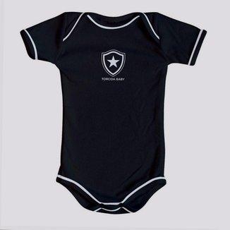 Body Botafogo Torcida Preto