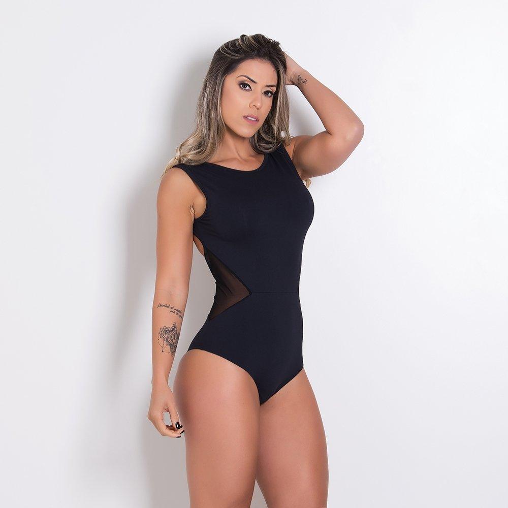 34da96e51 Body Fitness Tule Costas BY019 | Netshoes