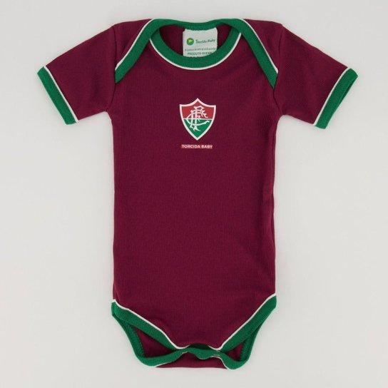 Body Fluminense Bordô - Bordô