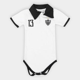 Body Polo Atlético Mineiro Infantil n° 13
