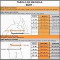 Body Shape Modelador Com Bojo Nayane Rodrigues Magic Ref BD5141