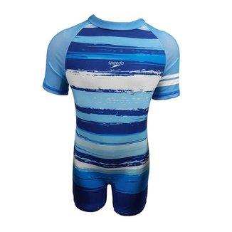 Body Speedo Raglan Stripe Infantil