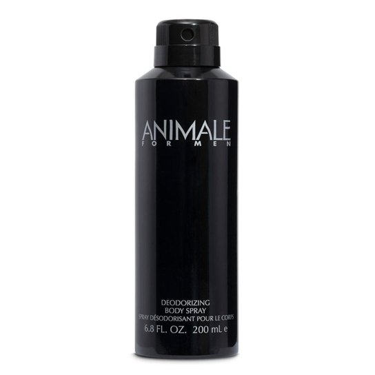 Body Spray Animale for Men Animale 200ml - Incolor