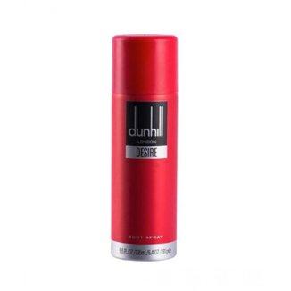Body Spray Dunhill Desire Red For Men 195 ml