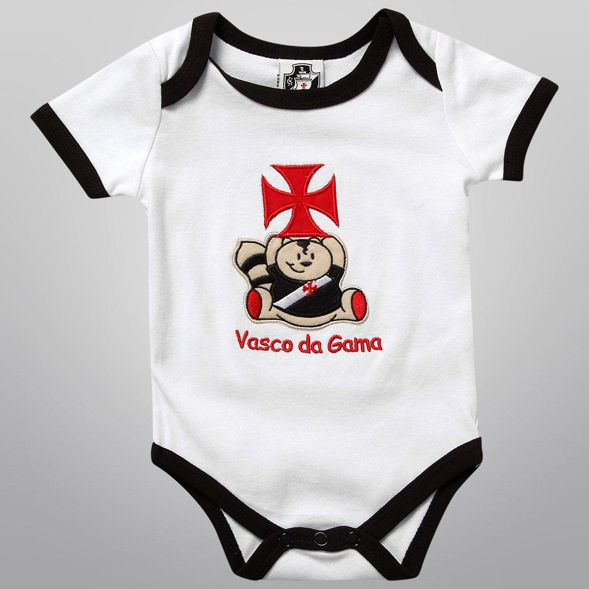 Body Vasco da Gama Infantil - Compre Agora  6104358709013
