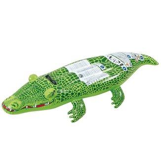 Boia Bote Inflável Crocodilo com Alça Jilong