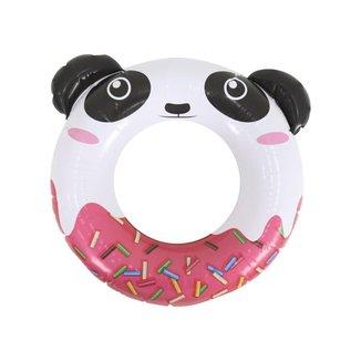 Boia Circular Divertida Panda e Unicórnio Bel