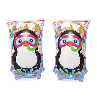 Boia de Braço Bestway Jungle Trek Pinguim infantil
