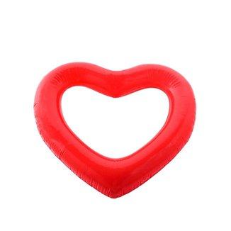 Bóia Inflável Gigante Coração