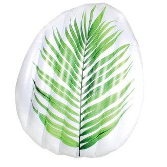 Bóia Inflável Gigante Folha De Palmeira