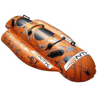 Boia Nautika Banana Boat Rebocável Jet Bob Para 2 Pessoas