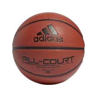 Bola Adidas de Basquete All Court 2.0 - Laranja e Preto