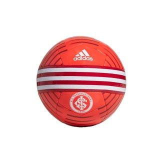 Bola Adidas de Futebol Campo Internacional - Vermelho e Branco