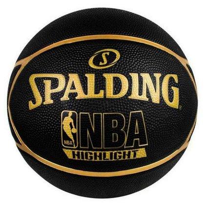 Bola Basket Spalding Highlight