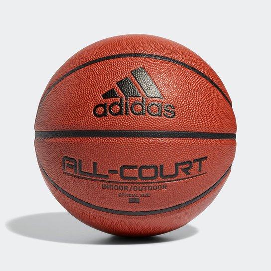 Bola Basquete Adidas All Court 2.0 - Preto+Marinho