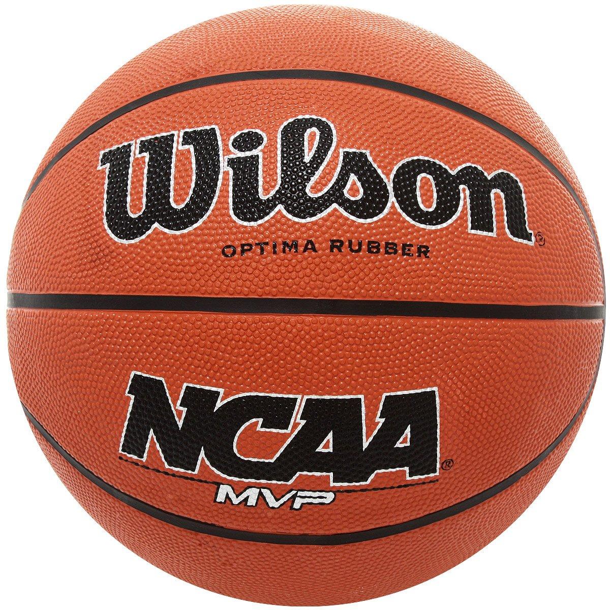 Bolas De Basquete Em Oferta Netshoes Bola Basket Size 7 Wilson Ncaa Mvp