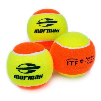 Bola Beach Mormaii Tennis Tour 03 unidades