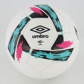 Bola Campo Umbro Ultra UNICO BRANCO/PRETO/AZUL