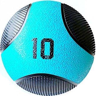 Bola De Arremesso Medicine Ball 10 Kg Liveup Pro