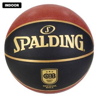 Bola de Baquete Spalding TF Oficial CBB Elite In/Outdoor