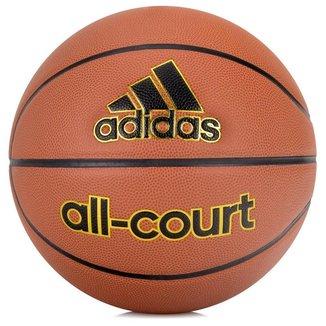 Bola de Basquete Adidas All Court Tam 6 Marrom