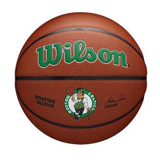 Bola de Basquete NBA Boston Celtics Wilson Team Alliance #7