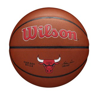 Bola de Basquete NBA Chicago Bulls Wilson Team Alliance #7