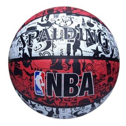 Oferta Bola de Basquete NBA Graffiti - Borracha por R$ 149.99