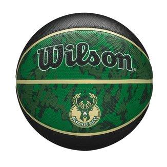 Bola de Basquete NBA Milwaukee Bucks Wilson Team Tiedye #7