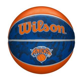 Bola de Basquete NBA New York Knicks Wilson Team Tiedye #7