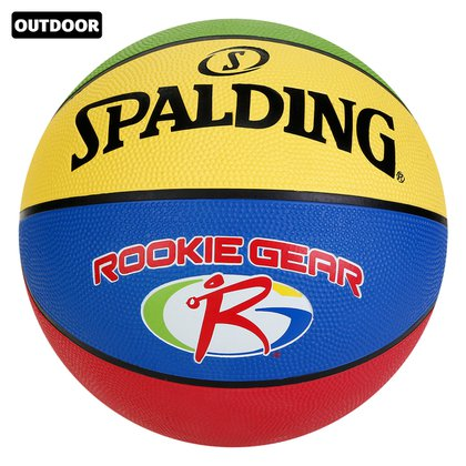 Bola De Basquete NBA Spalding Rookie Gear Outdoor Jr.