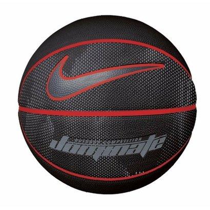 Bola de Basquete Nike Dominate - Unissex - Preto+Vermelho