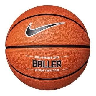Bola De Basquete Nike - Modelo Baller 8p Tamanho 7