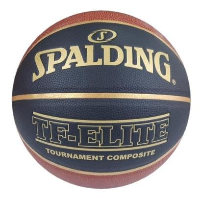 Bola de Basquete Profissional Spalding TF-ELITE CBB - Microfibra