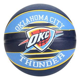 Bola de Basquete Spalding NBA Oklahoma City Thunder