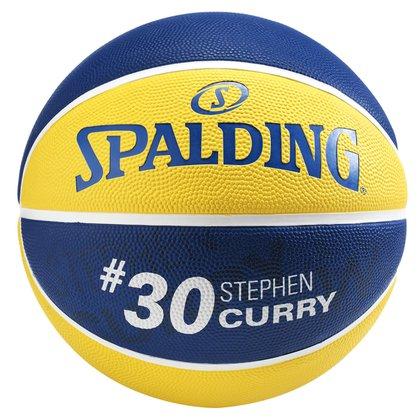 Bola de Basquete Spalding NBA Stephen Curry Golden State Warriors Tam 7