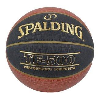 Bola De Basquete Spalding TF500 CBB Microfibra