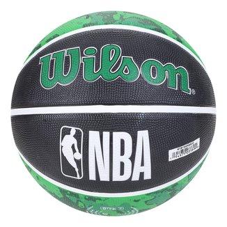 Bola de Basquete Wilson NBA Boston Celtics Team Tiedye #7