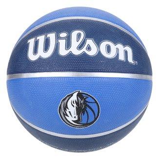 Bola de Basquete Wilson NBA Dallas Mavericks Team Tribute #7